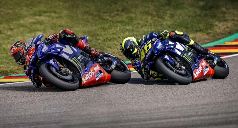 MotoGP'de Monster Energy Yamaha İşbirliği