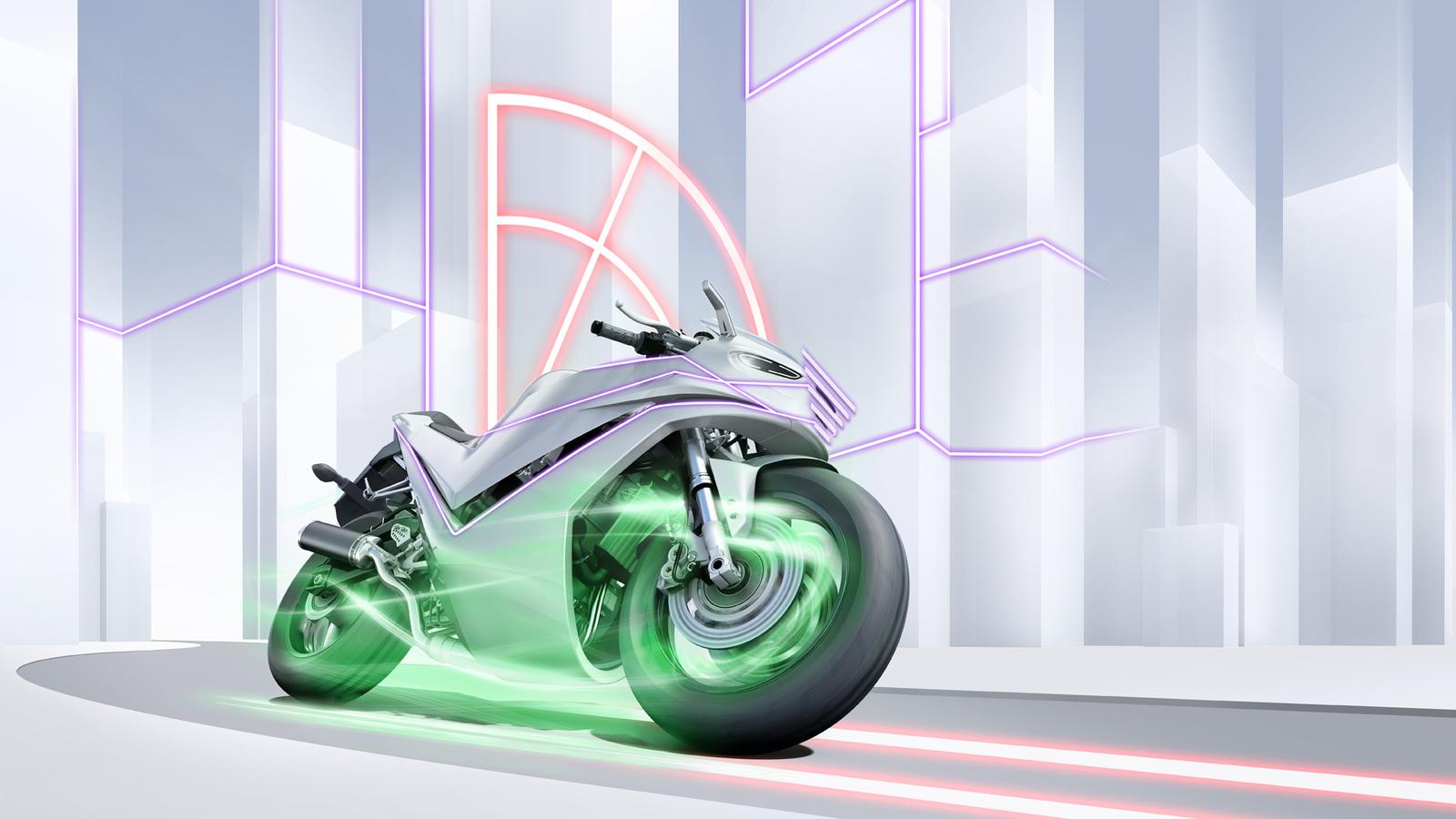Bosch inovasyonları motosikletlerde kaza riskini azaltıyor