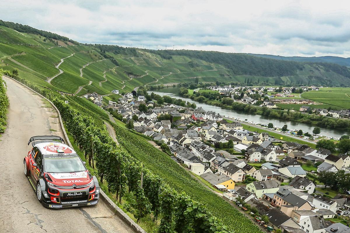 CITROËN C3 WRC RALLY DEUTSCHLAND