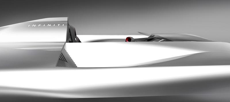 INFINITI'den elektrikli tek koltuklu Prototype 10